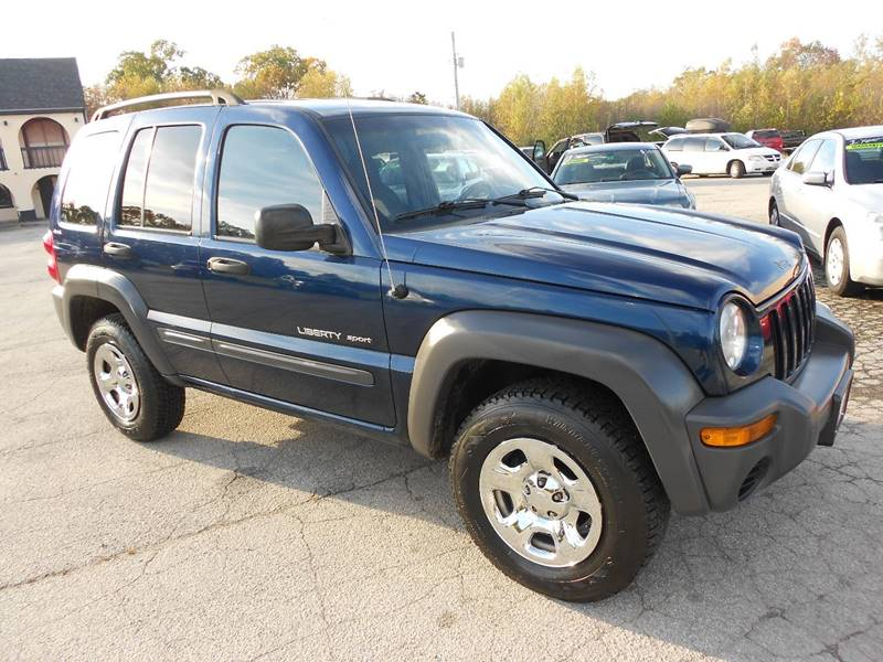Jeep Liberty 2002 Mpg Free Cars Images