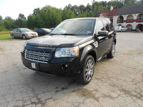 2008 Land Rover LR2 for sale in Hampstead, NH