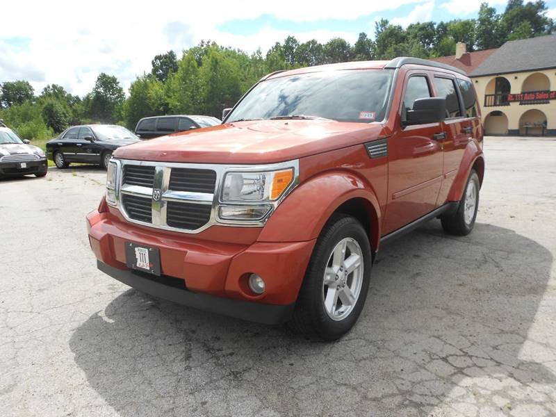 2007 Dodge Nitro 4wd Slt 4dr Suv In Hstead Nh Route 111 Auto Salesrhroute111autosales: 2007 Dodge Nitro Speaker Location At Gmaili.net