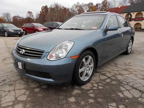 Infiniti G35 For Sale Carsforsale