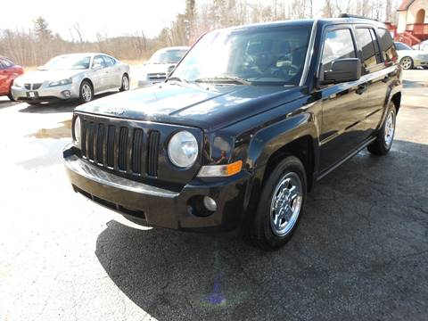 2007 Jeep Patriot for sale in Hampstead, NH