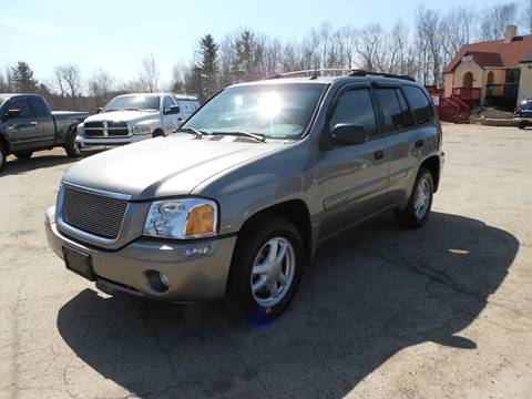 2005 GMC Envoy for sale in Hampstead, NH