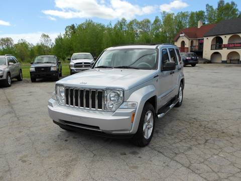 2008 Jeep Liberty for sale in Hampstead, NH
