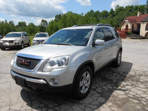 2007 GMC Acadia for sale in Hampstead, NH