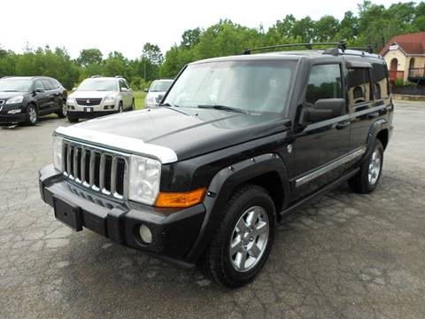 2006 Jeep Commander for sale in Hampstead, NH