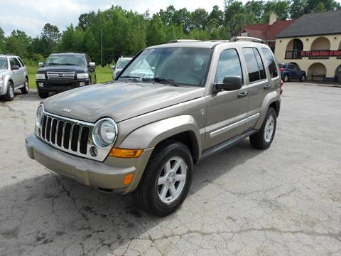 2005 Jeep Liberty for sale in Hampstead, NH