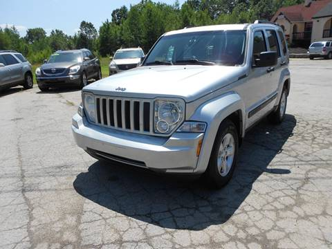 2010 Jeep Liberty for sale in Hampstead, NH