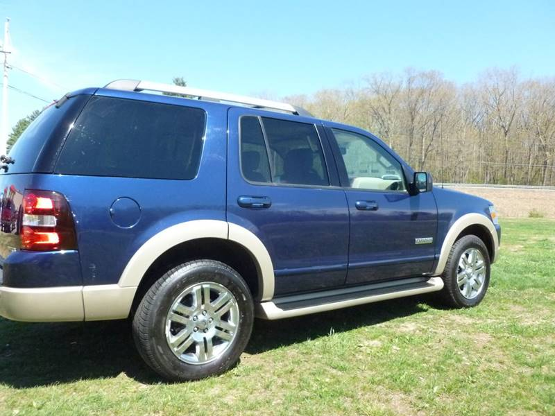 2006 ford explorer eddie bauer 4dr suv 4wd w v6 in hampstead nh route 111 auto sales. Black Bedroom Furniture Sets. Home Design Ideas