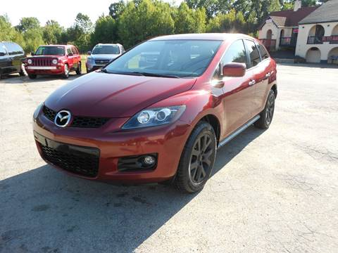 2008 Mazda CX-7 Touring for sale at Route 111 Auto Sales in Hampstead NH