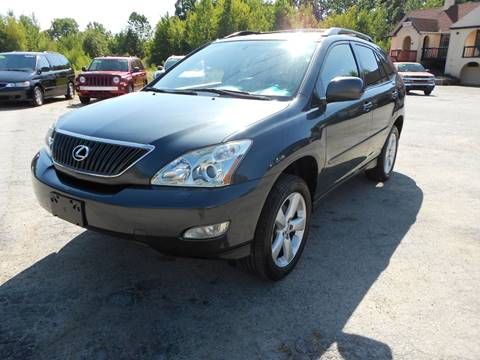 2004 Lexus RX 330 for sale at Route 111 Auto Sales in Hampstead NH