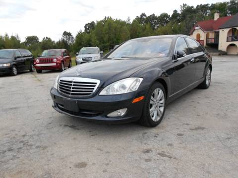 2009 Mercedes-Benz S-Class S 550 4MATIC for sale at Route 111 Auto Sales in Hampstead NH