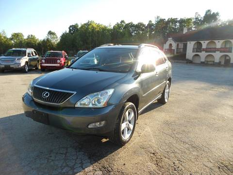 2006 Lexus RX 330 for sale at Route 111 Auto Sales in Hampstead NH