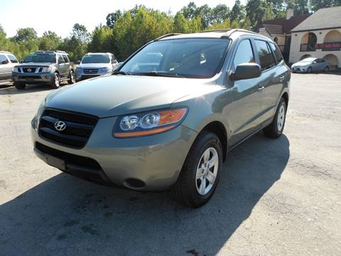 2009 Hyundai Santa Fe GLS for sale at Route 111 Auto Sales in Hampstead NH