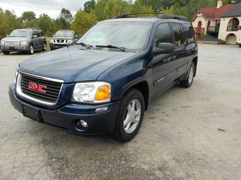 2004 GMC Envoy XL SLE for sale at Route 111 Auto Sales in Hampstead NH