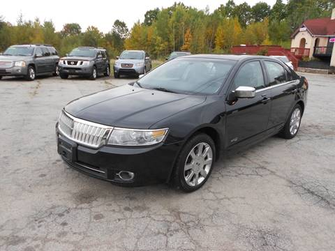 2009 Lincoln MKZ for sale at Route 111 Auto Sales in Hampstead NH