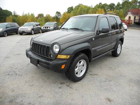2005 Jeep Liberty Sport for sale at Route 111 Auto Sales in Hampstead NH