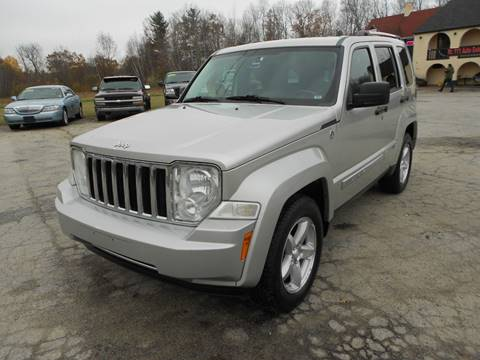 2009 Jeep Liberty for sale in Hampstead, NH