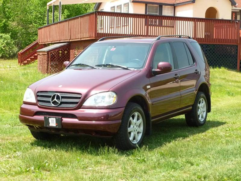 1999 mercedes benz m class ml430 awd 4dr suv in hampstead. Black Bedroom Furniture Sets. Home Design Ideas