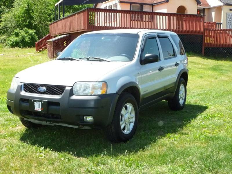 escape ford 2002 xlt 4wd choice suv 4dr hampstead nh