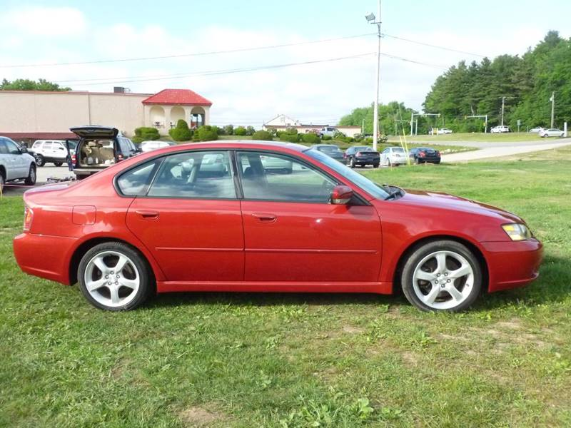 2005 subaru legacy awd 2 5 gt limited 4dr turbo sedan in hampstead nh route 111 auto sales. Black Bedroom Furniture Sets. Home Design Ideas