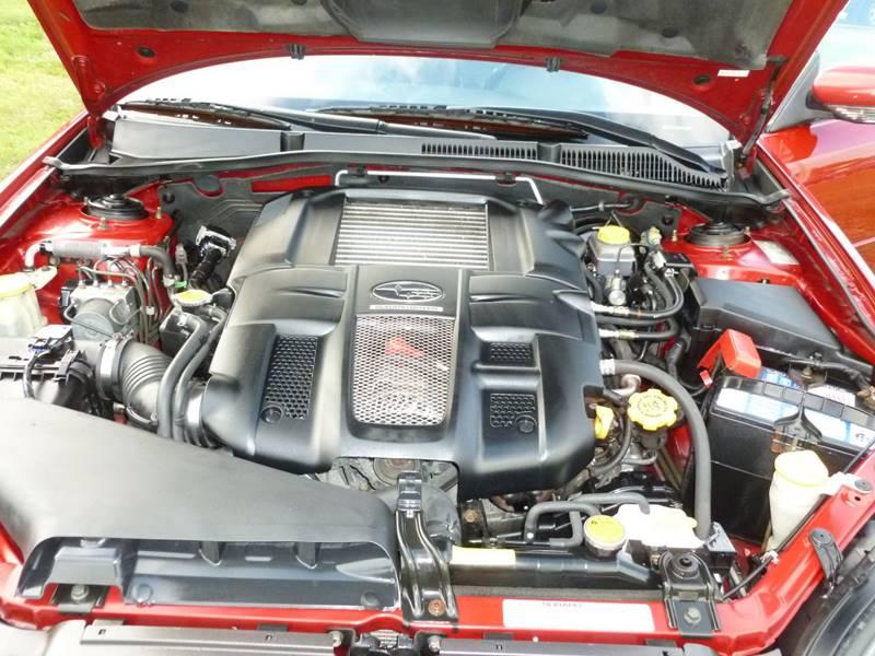 2005 Subaru Legacy Awd 2 5 Gt Limited 4dr Turbo Sedan In