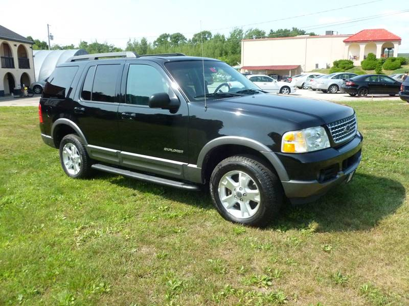 2005 ford explorer 4dr xlt 4wd suv in hampstead nh route 111 auto sales. Black Bedroom Furniture Sets. Home Design Ideas