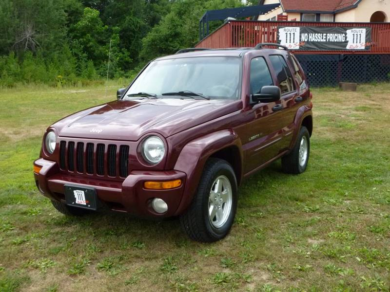 2003 Jeep Liberty Limited 4WD 4dr SUV   Hampstead NH