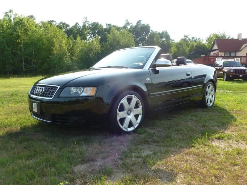 2005 audi s4 awd quattro 2dr cabriolet in hampstead nh - route 111