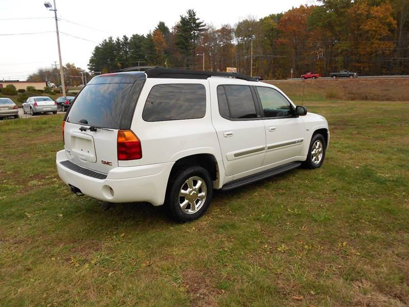 2003 gmc envoy xl slt 4wd 4dr suv in hampstead nh route. Black Bedroom Furniture Sets. Home Design Ideas