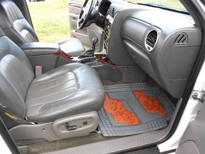 2003 Gmc Envoy Xl SLT 4WD 4dr SUV In Hampstead NH