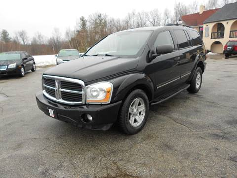 2004 Dodge Durango for sale in Hampstead, NH