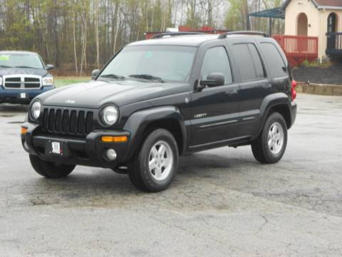 2004 Jeep Liberty for sale in Hampstead, NH
