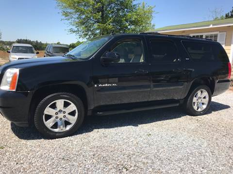 2008 GMC Yukon XL for sale at Marks and Son Used Cars in Athens GA