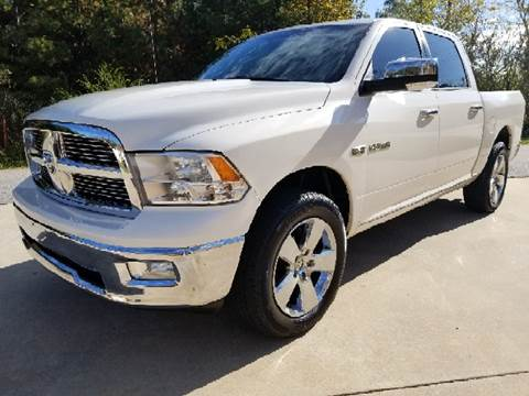 2009 Dodge Ram Pickup 1500 for sale at Marks and Son Used Cars in Athens GA