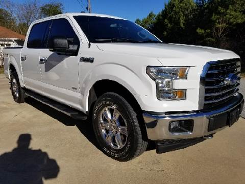 2017 Ford F-150 for sale at Marks and Son Used Cars in Athens GA