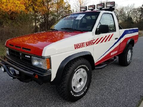 1988 Nissan Truck for sale at Marks and Son Used Cars in Athens GA