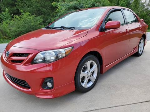 2011 Toyota Corolla for sale in Athens, GA