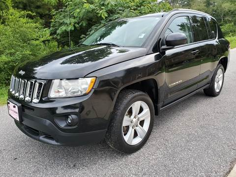 2012 Jeep Compass for sale in Athens, GA