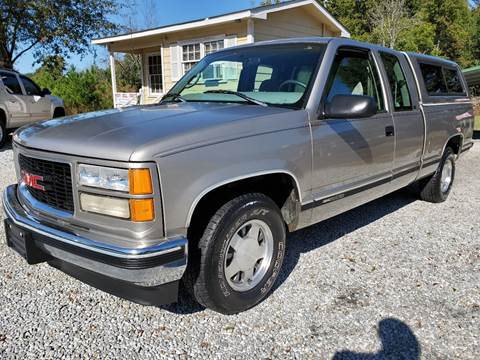 1998 GMC Sierra 1500 for sale in Athens, GA