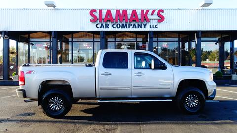 2009 GMC Sierra 2500HD for sale in Salem, OR