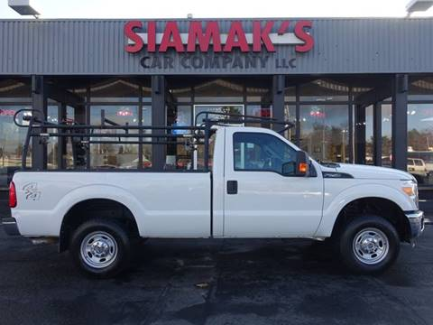 2013 Ford F-250 Super Duty for sale at Siamak's Car Company llc in Salem OR