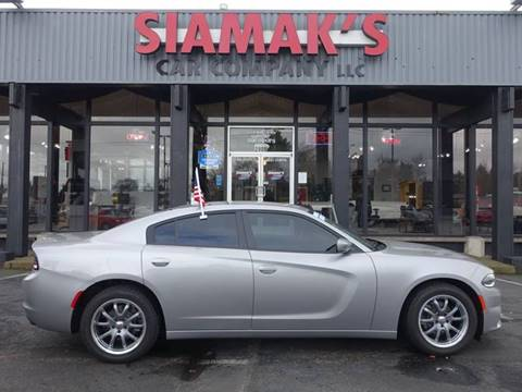 2016 Dodge Charger for sale at Siamak's Car Company llc in Salem OR