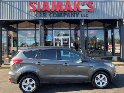 2015 Ford Escape SE for sale at Siamak's Car Company llc in Salem OR