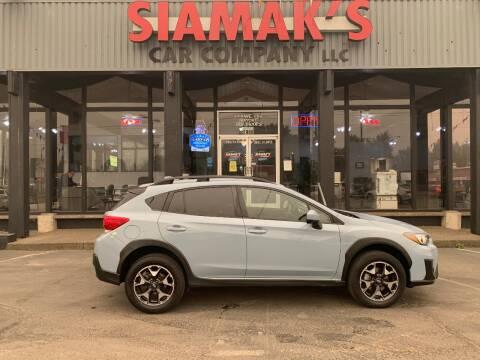 2019 Subaru Crosstrek for sale at Siamak's Car Company llc in Salem OR