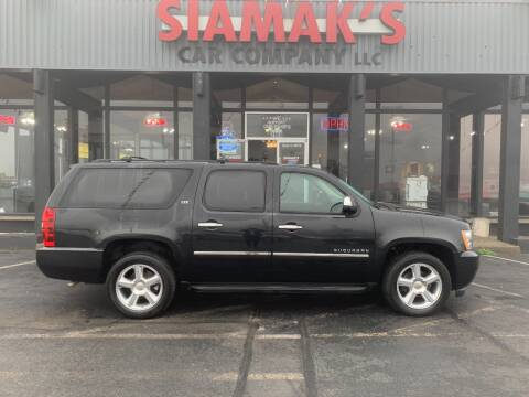 2011 Chevrolet Suburban for sale at Siamak's Car Company llc in Salem OR