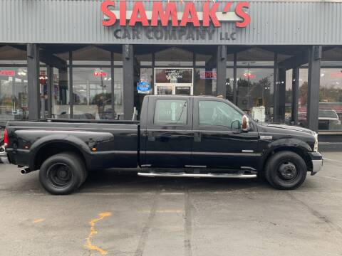 2006 Ford F-350 Super Duty for sale at Siamak's Car Company llc in Salem OR