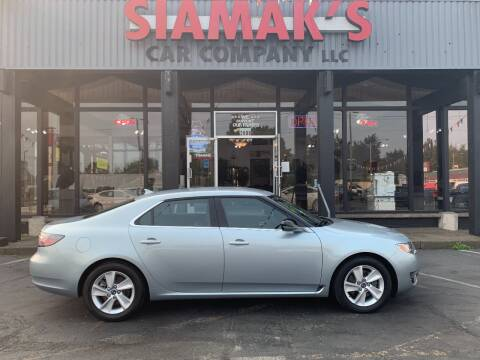 2011 Saab 9-5 for sale at Siamak's Car Company llc in Salem OR