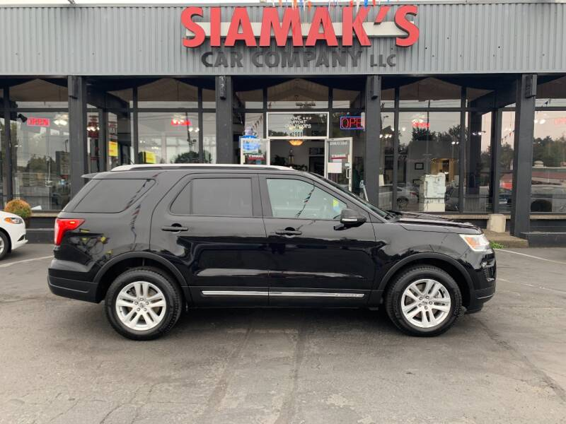 2019 Ford Explorer for sale at Siamak's Car Company llc in Salem OR