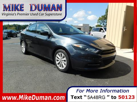2014 Dodge Dart for sale in Suffolk, VA