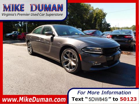 2015 Dodge Charger for sale in Suffolk, VA